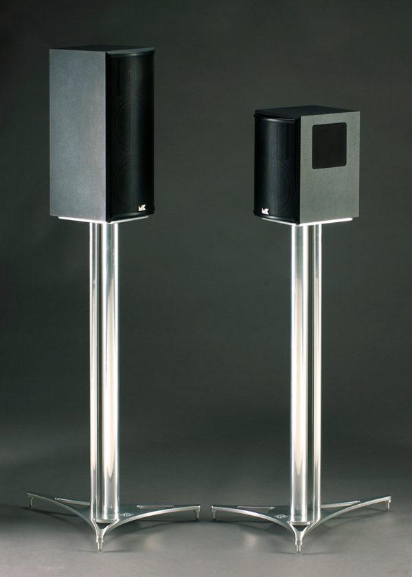 Whitworth Design - Pulse Series 1 Speakers - Aluminum